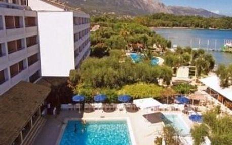 Řecko - Korfu letecky na 6-15 dnů