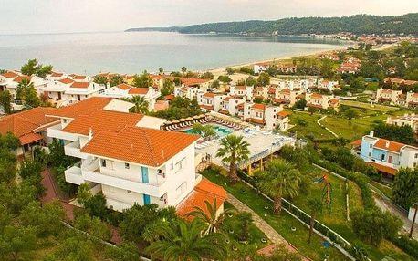 Řecko - Chalkidiki na 10-13 dnů
