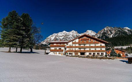 Rakousko - Schladming - Dachstein na 4-12 dnů, polopenze