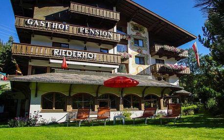 Rakousko - Zillertal na 3-10 dnů, polopenze