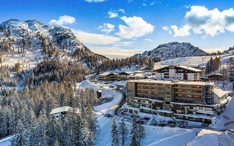 Rakousko - Nassfeld na 4-10 dnů, plná penze