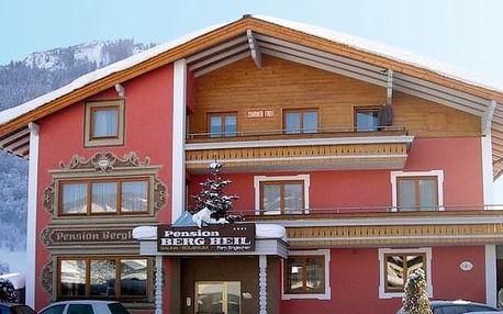 Rakousko - Kaprun - Zell am See na 5-11 dnů, snídaně v ceně