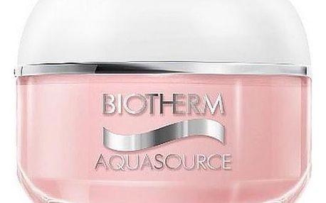 Biotherm Aquasource Rich 50 ml intenzivně hydratační krém pro suchou pleť pro ženy