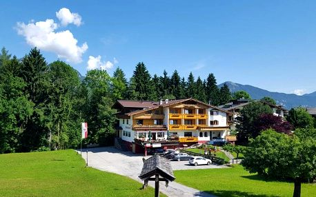 Rakousko - Tyrolsko na 5-11 dnů