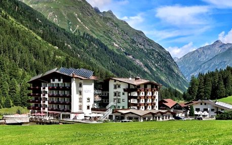 Rakousko - Pitztal na 6-9 dnů, polopenze