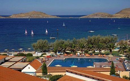 Řecko - Limnos letecky na 11-12 dnů