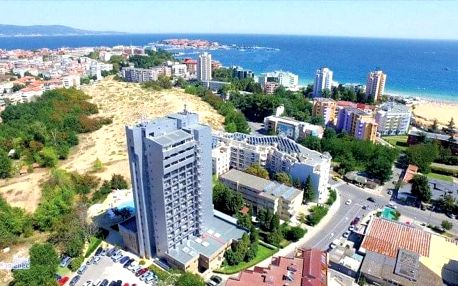 Bulharsko - Nesebar letecky na 8-12 dnů, all inclusive