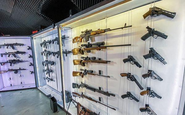 Vojenský operativec: 5 zbraní a 27 nábojů2