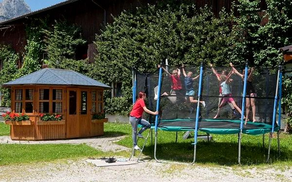 Hotel Kramerhof, Tyrolsko, vlastní doprava, polopenze2