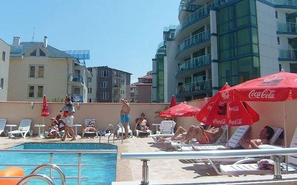 Hotel ANCORA BEACH, Primorsko, Bulharsko, Primorsko, letecky, snídaně v ceně2