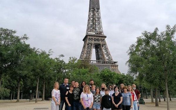 Paříž a Disneyland (autobusem), Paříž, autobusem, snídaně v ceně2