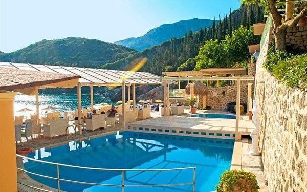 Hotel Aqua Blue, Korfu, Řecko, Korfu, letecky, all inclusive4