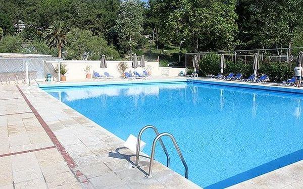Hotel Makryammos Bungalows, Thassos, Řecko, Thassos, letecky, polopenze2