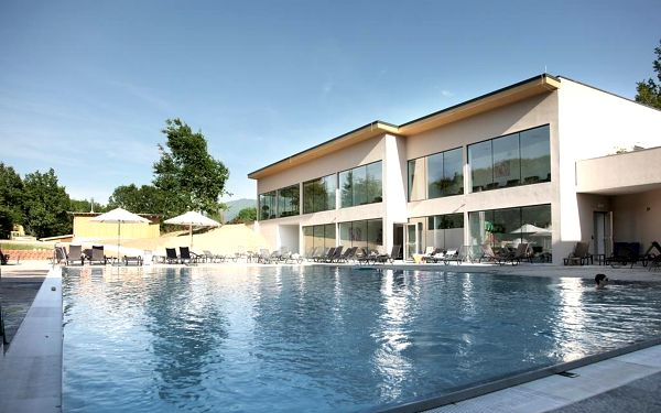 Wahaha Paradise Sport & Family Resort, Korutany, vlastní doprava, snídaně v ceně2