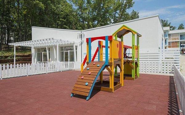 Hotel Forest Beach, Primorsko, Bulharsko, Primorsko, letecky, all inclusive2