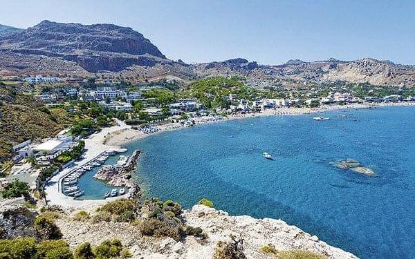 VILA STEGNA MARE, Rhodos, Řecko, Rhodos, letecky, bez stravy2
