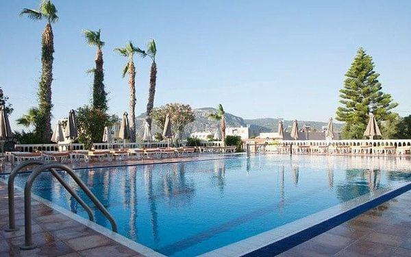 Hotel Zeus, Kos, Řecko, Kos, letecky, snídaně v ceně2
