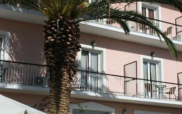 Aegli Hotel, Korfu, Řecko, Korfu, letecky, snídaně v ceně2