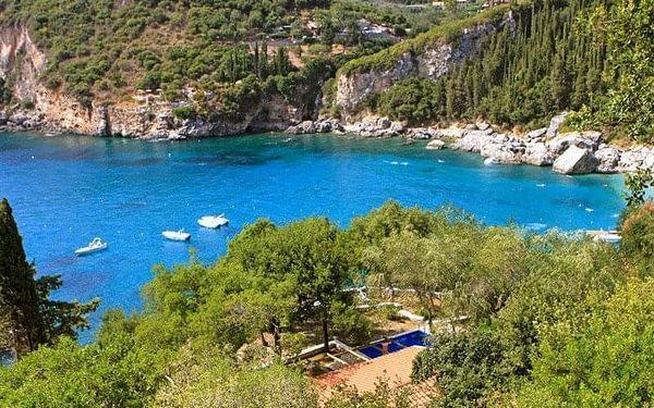 Hotel Aqua Blue, Korfu, Řecko, Korfu, letecky, all inclusive5