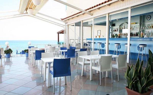 Hotel Evelyn Beach, Kréta, Řecko, Kréta, letecky, polopenze2