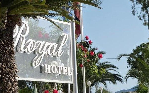Royal Boutique, Korfu, Řecko, Korfu, letecky, snídaně v ceně2