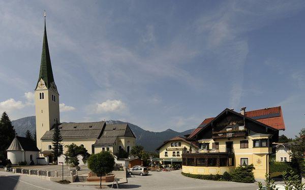 To nejlepší z Rakouských Alp vlastní dopravou, vlastní doprava, polopenze3