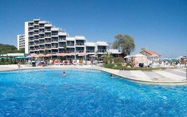 Hotel Slavuna, Albena, Bulharsko, Albena, letecky, all inclusive2