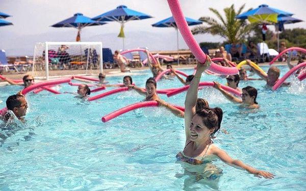 Hotel Mareblue Beach, Korfu, Řecko, Korfu, letecky, all inclusive3