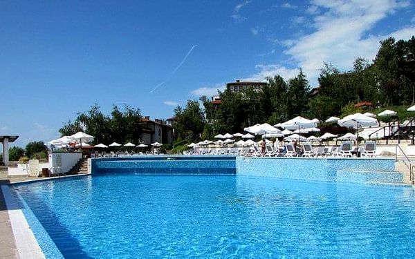 Hotel Santa Marina Holiday Village, Sozopol, Bulharsko, Sozopol, letecky, bez stravy2