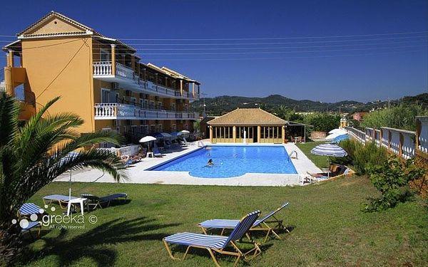 Hotel Bardis, Korfu, Řecko, Korfu, letecky, snídaně v ceně2