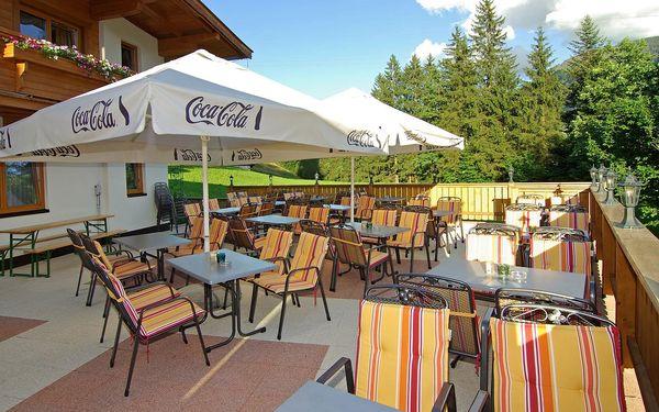 Hotel Berghof, Tyrolsko, vlastní doprava, polopenze2