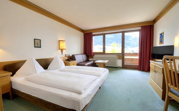 Hotel Lukasmayr, Salzbursko, vlastní doprava, polopenze2