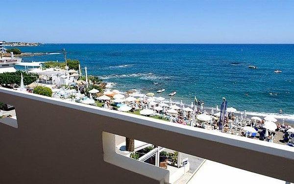 Hotel Evelyn Beach, Kréta, Řecko, Kréta, letecky, polopenze4