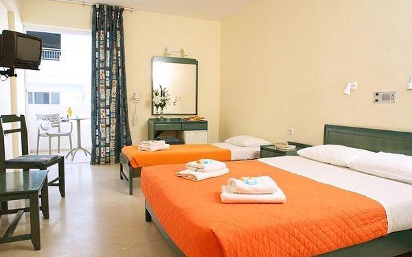 Hotel Evelyn Beach, Kréta, Řecko, Kréta, letecky, polopenze5