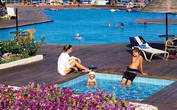 Lutania Beach, Rhodos, Řecko, Rhodos, letecky, all inclusive4