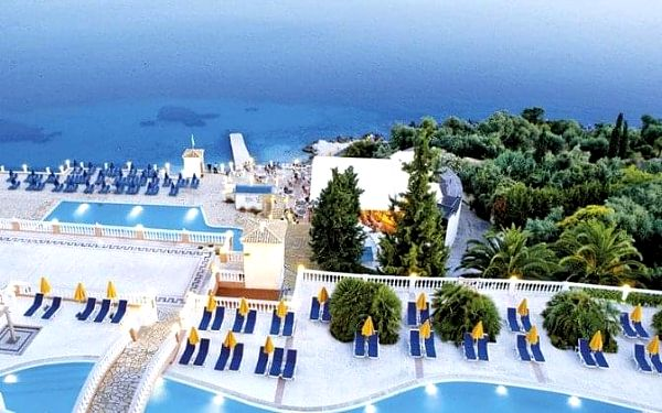 HOTEL SUNSHINE CORFU RESORT & SPA, Korfu, Řecko, Korfu, letecky, all inclusive2
