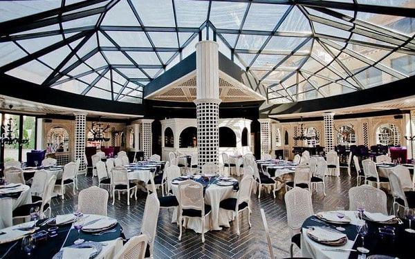 HOTEL ROYAL CASTLE, Elenite, Bulharsko, Elenite, letecky, polopenze2