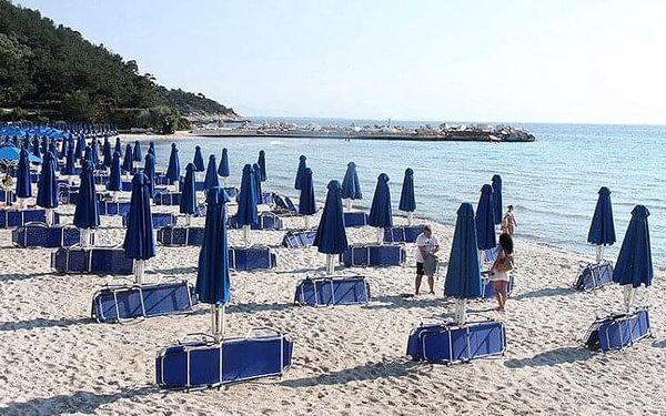 Hotel Makryammos Bungalows, Thassos, Řecko, Thassos, letecky, polopenze3