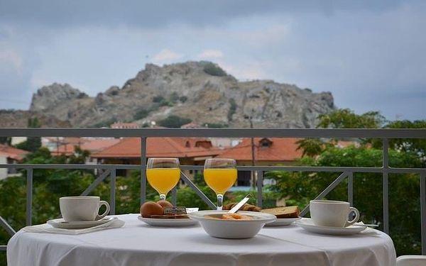 DIAMANTIDIS, Limnos, Řecko, Limnos, letecky, snídaně v ceně4