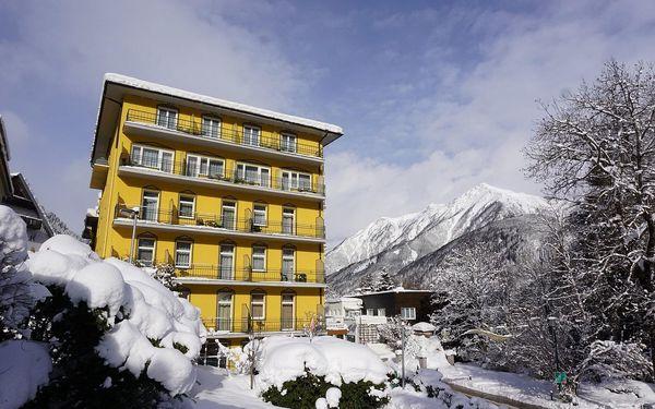 Rakousko - Bad Gastein na 2-6 dnů, polopenze