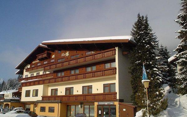 Hotel Edelweiss Maurach, Tyrolsko, vlastní doprava, polopenze2