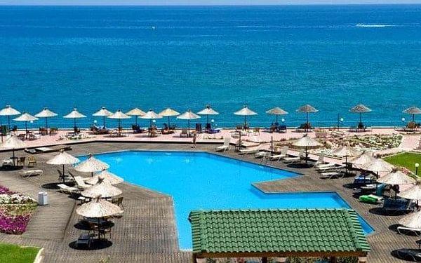 Lutania Beach, Rhodos, Řecko, Rhodos, letecky, all inclusive5