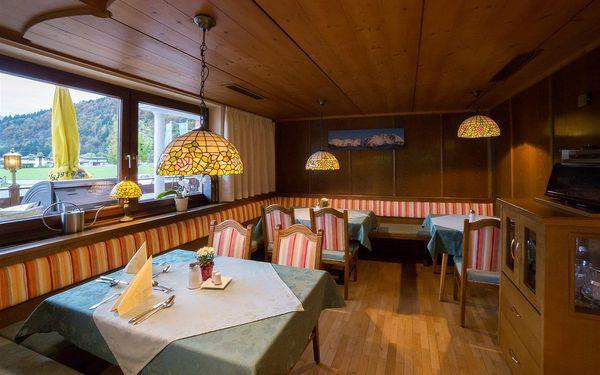 Hotel Penzion Neuwirt, Tyrolsko, vlastní doprava, snídaně v ceně2