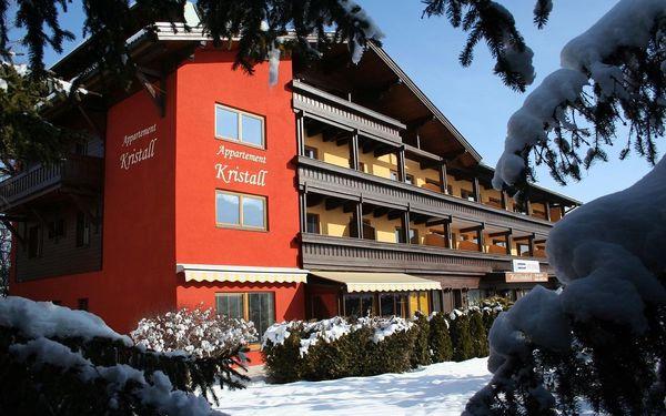 Apartmány Kristall, Salzbursko, vlastní doprava, bez stravy4