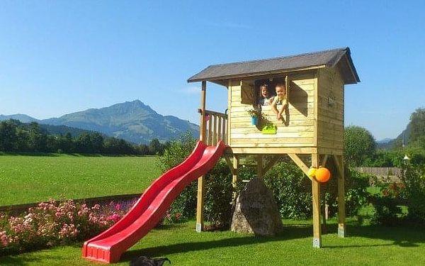 Hotel Penzion Neuwirt, Tyrolsko, vlastní doprava, snídaně v ceně3