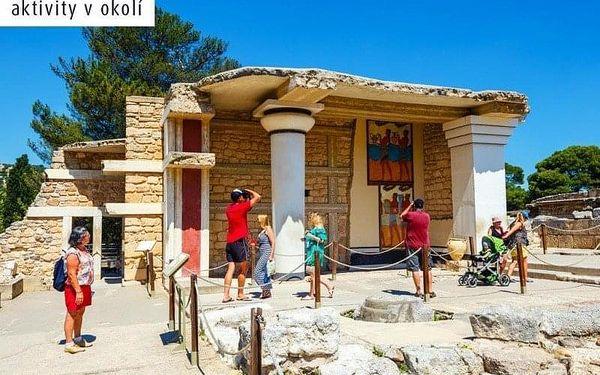 KYMA SUITES BEACH HOTEL, Kréta, Řecko, Kréta, letecky, plná penze2