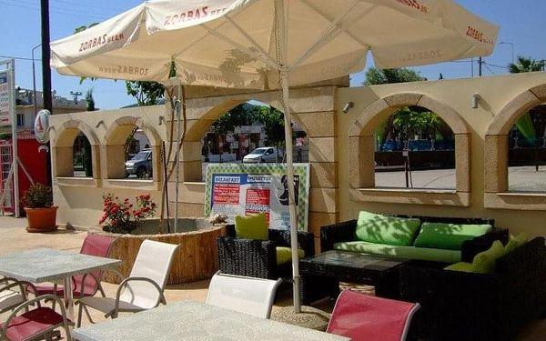 Antonios Hotel, Rhodos, Řecko, Rhodos, letecky, bez stravy2
