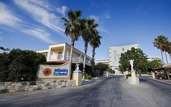 Atlantis Hotel, Kos, Řecko, Kos, letecky, all inclusive3