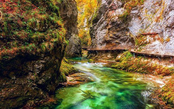 Slovinsko - ukrytý ráj mezi mořem a Alpami, autobusem, polopenze2