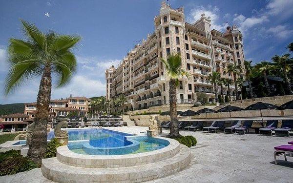 HOTEL ROYAL CASTLE, Elenite, Bulharsko, Elenite, letecky, polopenze4